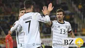 4:0-Sieg gegen Nordmazedonien: Deutschland fährt zur WM