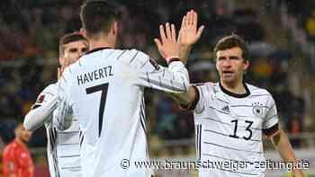 Fünfter Flick-Sieg bringt WM-Ticket: Werner-Tore beim 4:0