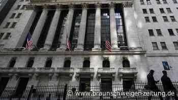 Verluste an US-Börsen - Ölpreisrally beunruhigt die Anleger