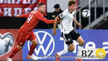 DFB-Noten: Thomas Müller bleibt für Flick unverzichtbar