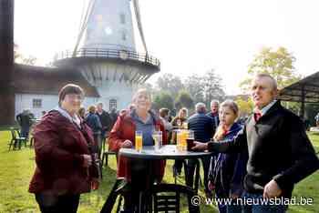 Volksfeest voor gerestaureerde Roomanmolen (Sint-Gillis-Waas) - Het Nieuwsblad