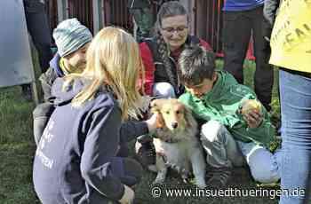 Seminar für Kinder - Kinder erlernen den richtigen Umgang mit Hunden - inSüdthüringen