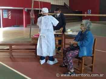 Santo Tomé sigue bajando sus activos de Covid-19   EL TERRITORIO noticias de Misiones. - EL TERRITORIO