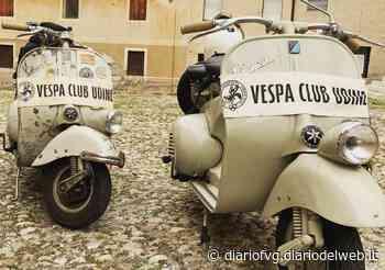 """Due miti del """"made in Italy"""" si sfidano a Udine: Vespa versus Lambretta - Diario FVG"""