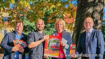 Historischer Triebwagen soll Besucher zum Bahnhofsfest in Haldensleben locken - Volksstimme