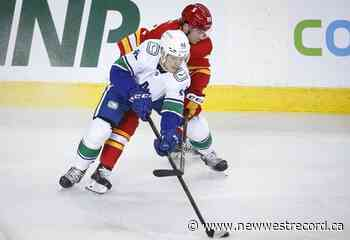 Vancouver Canucks deal defenceman Olli Juolevi to Florida Panthers - The Record (New Westminster)