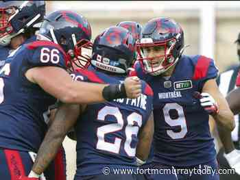 Gallery: Alouettes defeat the Redblacks 20-16 at Molson Stadium - Fort McMurray Today