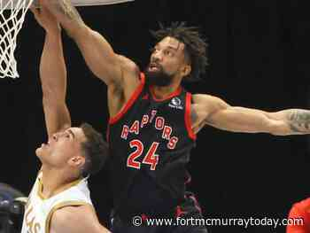 Raptors' Khem Birch confirms COVID hit him and his family - Fort McMurray Today