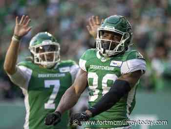 Rider edged 23-19 by Calgary Stampeders - Fort McMurray Today