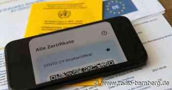 Seit 3Gplus sind auch in Oberfranken immer mehr Fälschungen von Nachweisen im Umlauf.