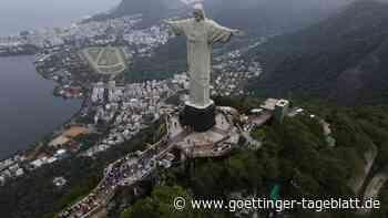 Wahrzeichen und Beschützer: Cristo in Rio wird 90 - und bleibt immer jung