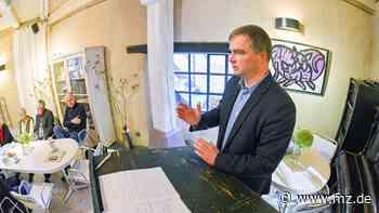 Steffen Amme will 2022 nächster Oberbürgermeister von Aschersleben werden - Mitteldeutsche Zeitung