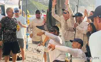 Imponente arranque del Billfish Tournament en Cabo San Lucas - Big Fish