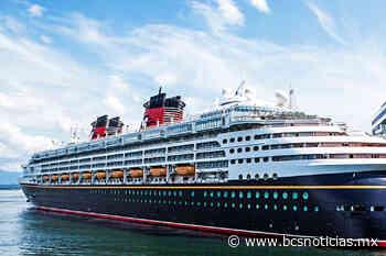 Crucero Disney desviará su trayecto rumbo a Cabo San Lucas por amenaza de la tormenta Pamela - BCS Noticias