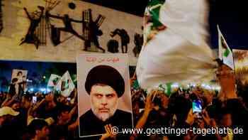Schiitischer Geistlicher ist Wahlsieger im Irak