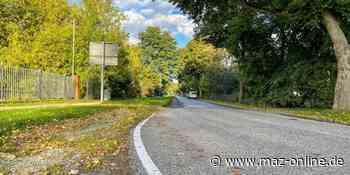 Pritzwalk: Baustart des Radweges beginnt am 18. Oktober - Märkische Allgemeine Zeitung