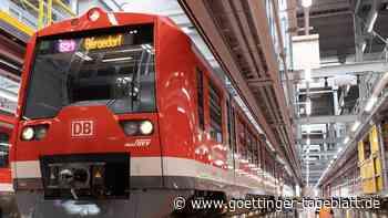 Mobilitätskongress in Hamburg: Digitale S-Bahn der Zukunft pendelt durch die Stadt