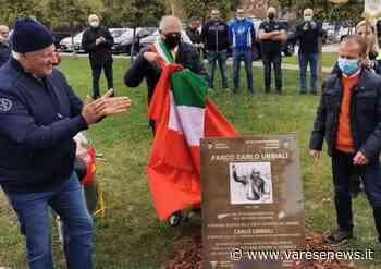 Il parco di Samarate intitolato alla leggenda del motociclismo Ubbiali - varesenews.it