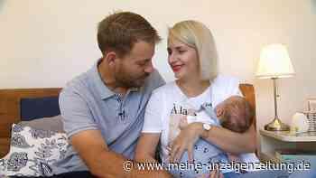 Bauer sucht Frau: Fans flippen aus – süßes Baby-Lächeln von Annas Sohn