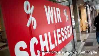Langsam wieder mehr Pleiten in Deutschland