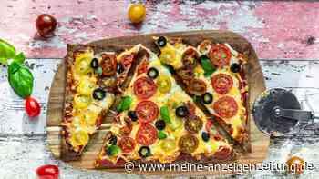 Low-Carb-Alternativen: So ersetzen Sie Pizzaboden und Brot