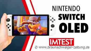 So gut ist die neue Nintendo Switch OLED // IMTEST