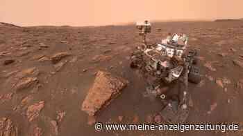 Nasa hat keinen Kontakt zur Mars-Flotte – derweil sorgt ein Rover auf der Erde für Aufsehen