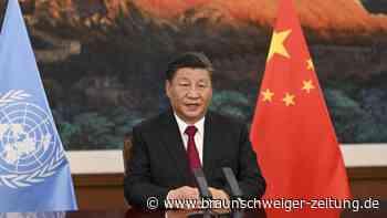 Xi verspricht 200 Millionen Euro für globalen Artenschutz