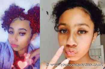 Liliana Henry missing: Call 999 if you see 12-year-old girl