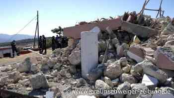 Erneut starkes Beben auf der Insel Kreta