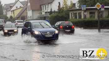 Stadt Wolfsburg verstärkt Vorsorge gegen Starkregen