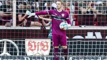 Torhüter-Problem beim VfB- Corona-Sorgen verschärfen sich