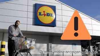 Lidl-Betrüger: Beliebtes Angebot sorgt für miese Abzocke