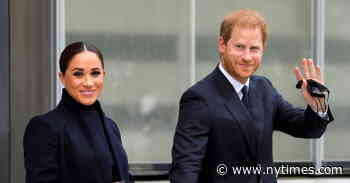 Harry and Meghan Get into Finance