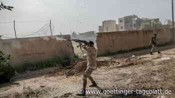Gewalt in Libyen: UN über Lage tief besorgt