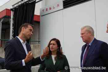 En plots staat er een gigantische batterij op de parking: bedrijf in de haven kan als eerste in Benelux eigen energie opslaan met mega-batterij