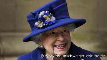 Queen benutzt erstmals Gehstock in der Öffentlichkeit