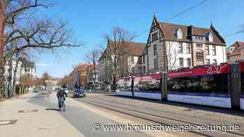 Stadtbahnlinie 3 in Braunschweig: Ersatzverkehr in den Ferien