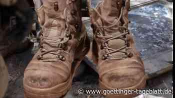 Afghanistan-Gedenken: Soldaten sollen ihre Stiefel ins Regierungsviertel bringen