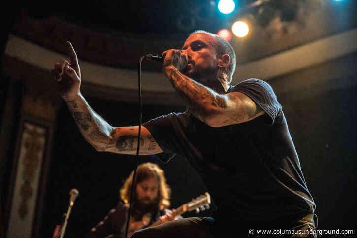 Photos: Idles at Newport Music Hall