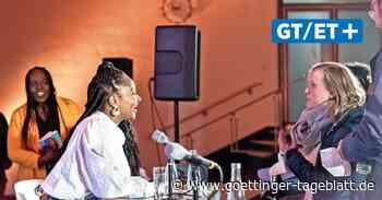"""Literarischer Salon: Aminata Touré liest aus """"Wir können mehr sein"""""""