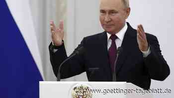 """Russland: Auftakt in neuer Staatsduma - Putin ruft zum Kampf gegen """"Hauptfeind"""" Armut auf"""