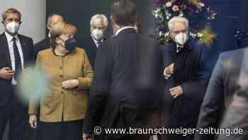 Merkel: Afghanistan darf keine Gefahr für Außenwelt sein