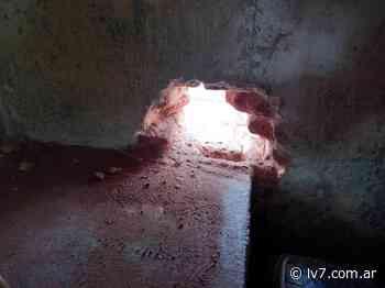 Descubrieron un boquete en el calabozo de la Comisaría Seccional 7° – LV7 - LV7 Radio Tucumán