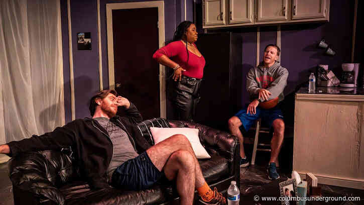 Theater Review: MadLab's Wickedly Funny, Audacious 'Let's Hope You Feel Better'