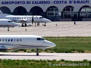 Longo denuncia: aeroporto di Salerno usa gratuitamente proprietà del Comune di Battipaglia | Battipaglia 1929 | Notizie dalla città di Battipaglia - Battipaglia 1929