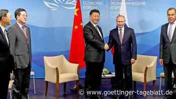 Putin und Xi fehlen bei G20-Sondergipfel - China fordert Aufhebung aller Sanktionen gegen Afghanistan