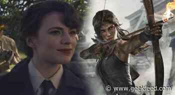 Hayley Atwell to Voice Lara Croft in Tomb Raider Anime - Geek Feed