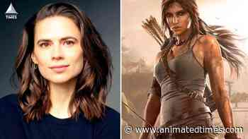 Hayley Atwell To Voice Lara Croft In Netflix's Tomb Raider - Animated Times