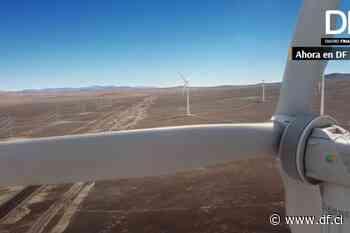 Ahora en DF | Así será el megaparque eólico que construirá Colbún en Taltal - Diario Financiero